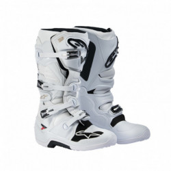 BOOTS Alpinestars Tech 7 WHITE