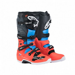 Alpinestars Tech 7 red fluo...