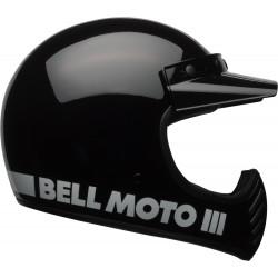 Bell Moto-3 - Gloss Black