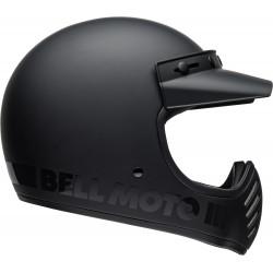 Bell Moto-3 - Matte Black