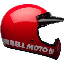 Bell Moto-3 - Red