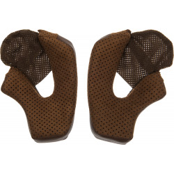 CHEEK PADS BELL BULLITT BROWN