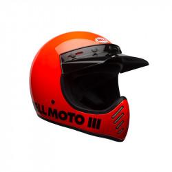 HELMET Bell Moto-3 Orange