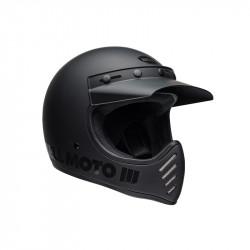HELMET Bell Moto-3 Matte Black