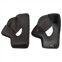 CHEEK PADS BELL QUALIFIER DLX