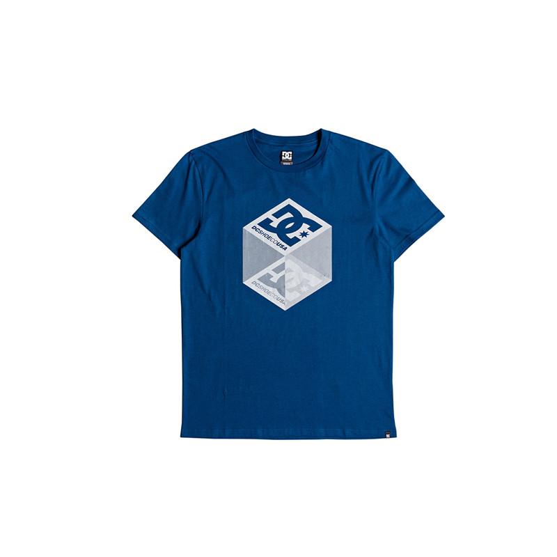 ebc9c6ff8ac2 Buy now DC Shoes Volume SS Men s T-Shirt Sodalite Blue